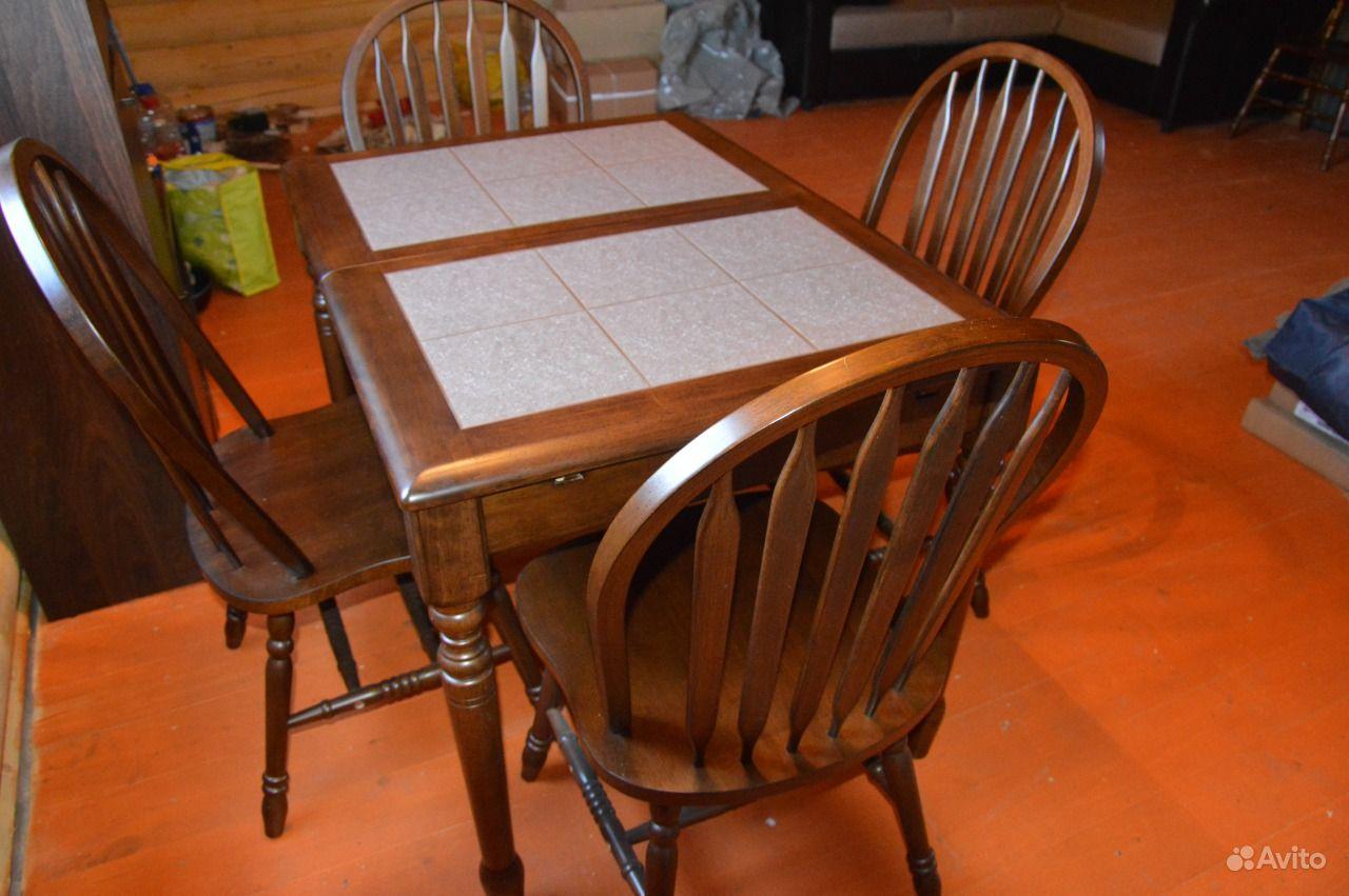 авито мебель для кухн стол стул я мёд