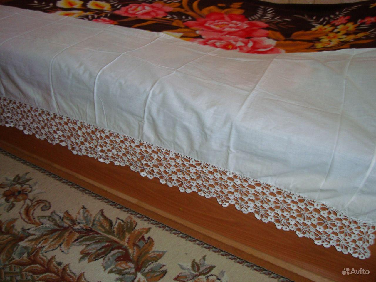 Как сшить подзор для кровати