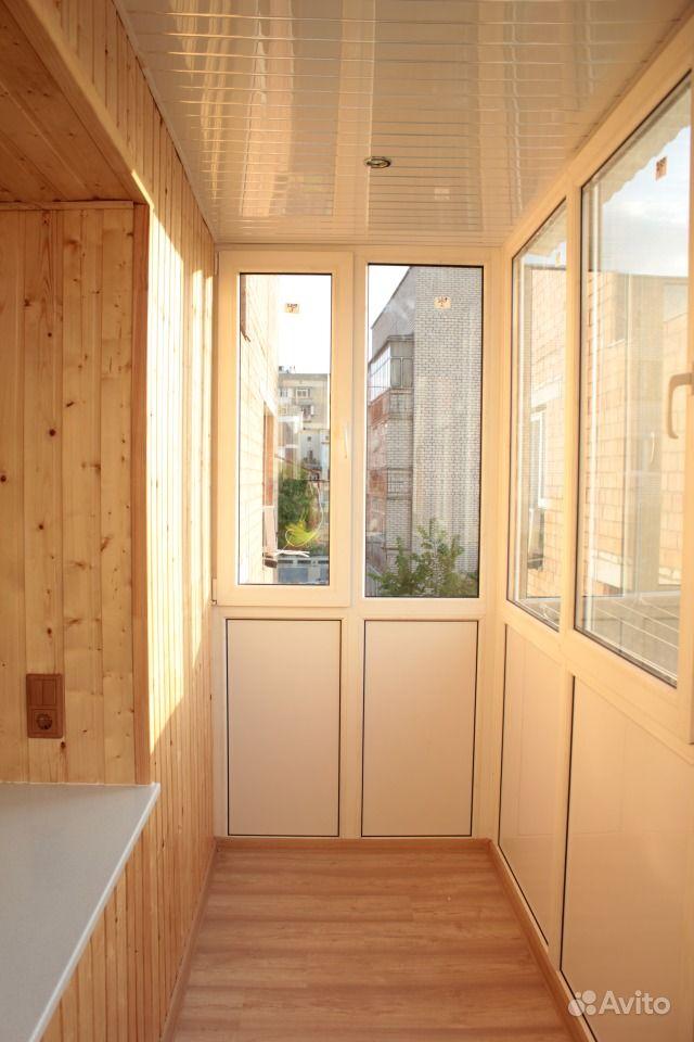 Объявление - услуги - установка окон. балконы под ключ. жалю.