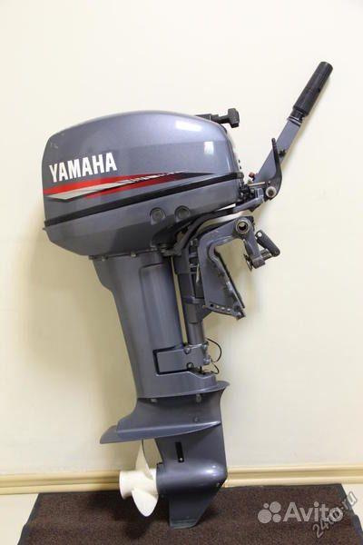 Лодочный мотор Yamaha 9.9. Тюменская область,  Тюмень