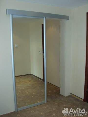 Как сделать раздвижную дверь в гардеробную
