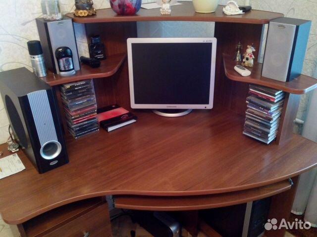 Авито стол компьютерный тверь