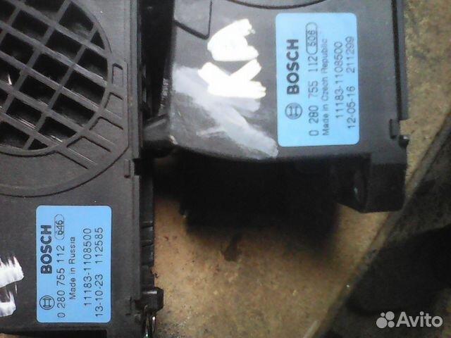 Электронная педаль газа калина 11183-1108500 89373665533 купить 1