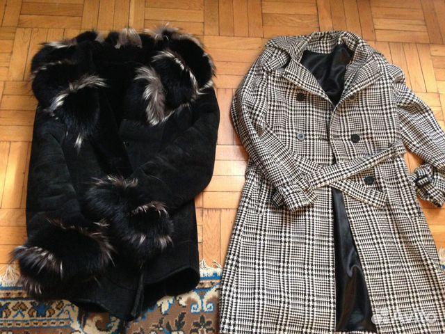 Авито ру продажа пальто плащ