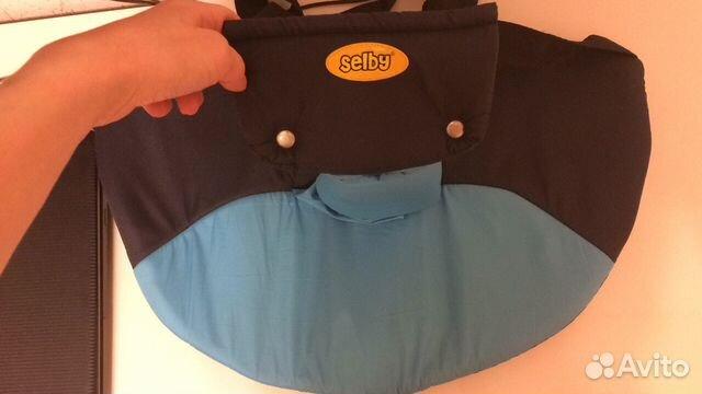 Автомобильный ремень для беременных selby 97