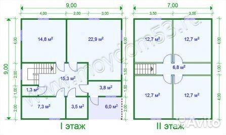 двухслойное планировка домов 9 9 термобелье изготовлено