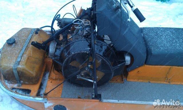 мотор от урала на лодку