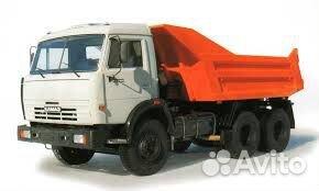 Вывоз мусора. Доставка щебня, отсева, песка и др 89041744681 купить 1