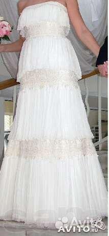 свадебные платья для женщин с большой грудью