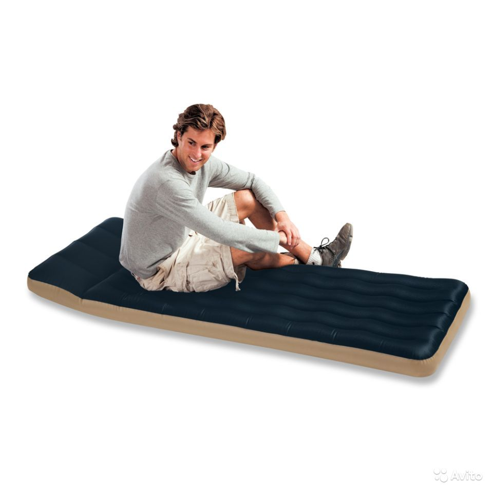 Надувной матрас самара