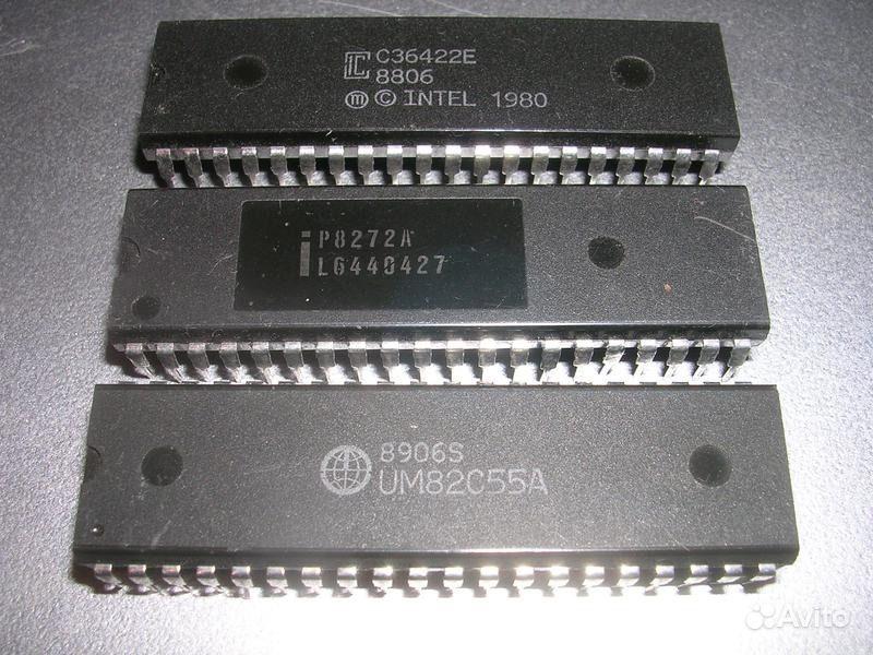 импортные микросхемы