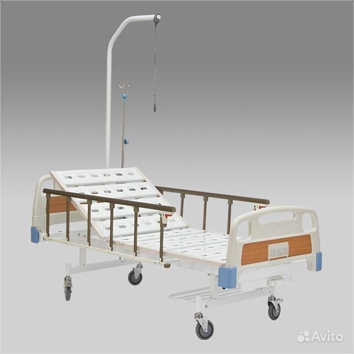 Кровать для лежачих больных б/у  самара