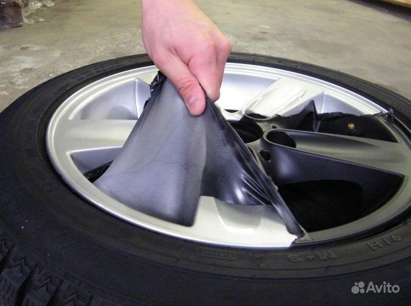 покрытие авто жидкой резиной оренбург