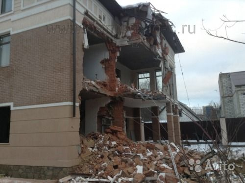 Снос домов с вывозом купить на Вуёк.ру - фотография № 4