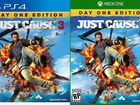 Just Cause 3 русская версия PS4/Xbox ONE