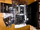 MSI Z170 A Krait Gaming 3X