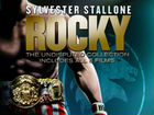 Blu Ray Stallone Rocky Collection Рокки 1-6 части