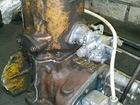 Двигатель П-10уд пускач