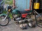 Мотоцикл Иж Ю-5