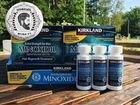 Kirkland minoxidil Миноксидил из США оригинал