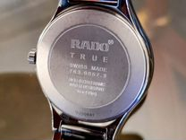 Rado True Automatic Diamonds механические часы