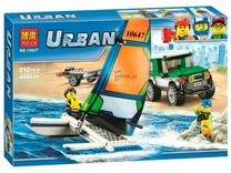 Конструктор urban Bela 10647 (210 дет.)