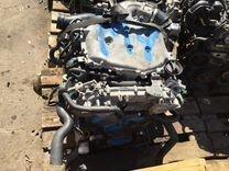 Двигатель VQ35DE infiniti G35 M35 FX35