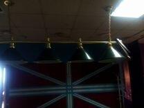 Плафоны 4-лампы и 3 лампы