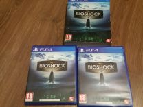 Bioshock The Collection (ps4)