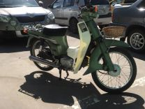 Скутеретта Suzuki birdie 50 — Мотоциклы и мототехника в Москве