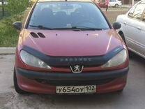Peugeot 206, 2006 г., Уфа