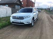 Toyota Highlander, 2012 г., Пермь