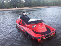 Sea-Doo BRP GTI