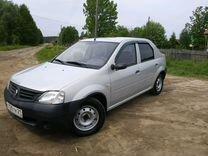 Renault Logan, 2008 г., Москва