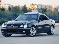 Mercedes-Benz CL-класс, 2001