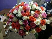 Цветы, розы,тюльпаны оптом и в розницу — Растения в Рязани