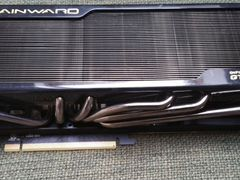Видеокарта Gainward GeForce GTX570 1280MB 320 bit