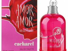 Cacharel Amor Amor in a flash т/вода 50мл жен