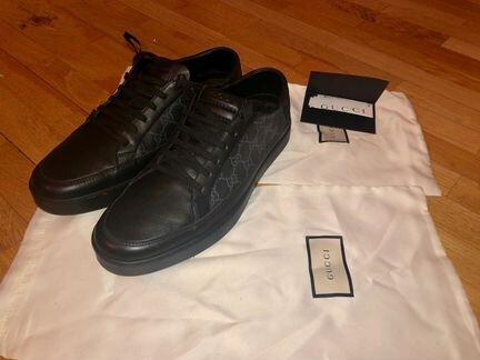 653409059fa4 GUCCI кеды - Сапоги, ботинки и туфли - купить мужскую обувь в России ...
