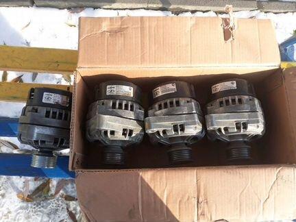 Генератор ваз 2110 2111 2112 2113 2114 2115 приора — Запчасти и аксессуары в Челябинске