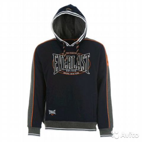Толстовка Everlast USA Hoody— фотография №1