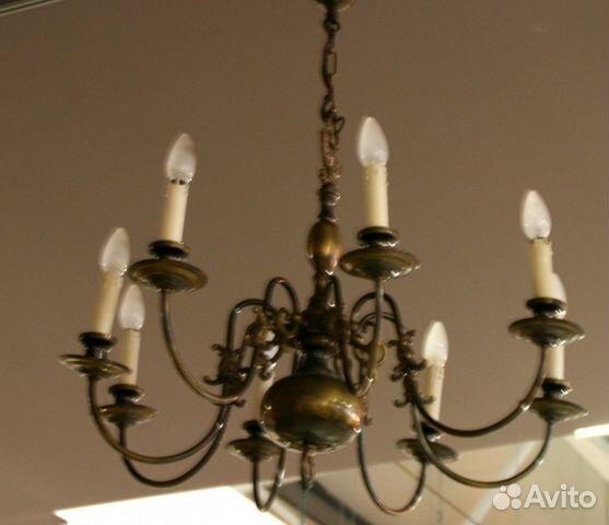 Каталог старинных светильников с фото: купить