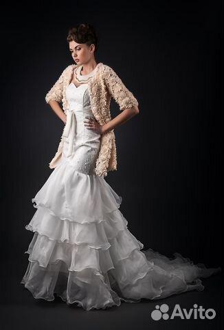Авито свадебное платье томск