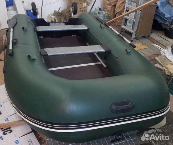 лодки пвх 2-х местные российские