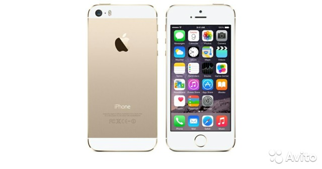 Айфон 5 s цена в связном - 458