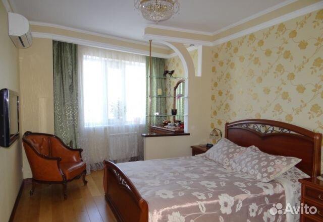 Продается двухкомнатная квартира за 4 100 000 рублей. Московская область, улица Зелинского.