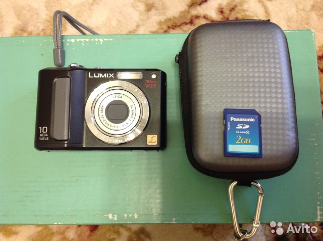 DRIVERS: PANASONIC LUMIX DMC-LZ10