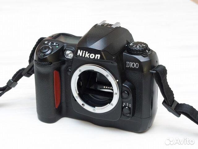 инструкция Nikon D100 img-1