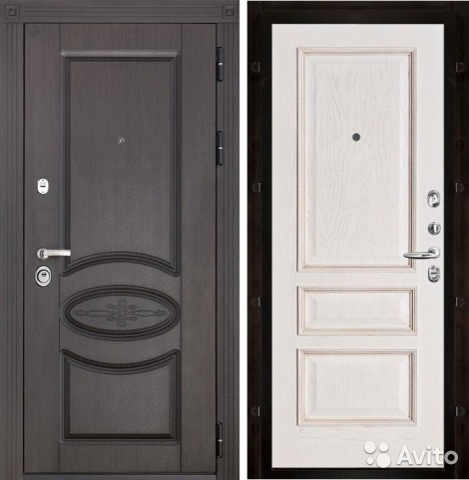входные металлические двери 3 класс