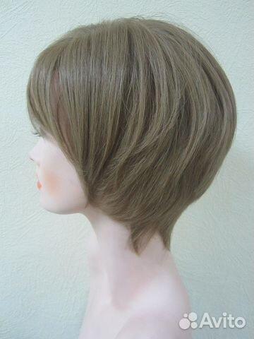 7546b878901f Парик из натуральных волос Magik. Цвет разный